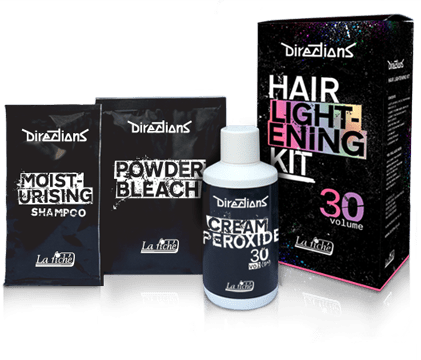 Directions 30 Vol Bleach Kit