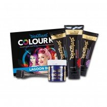 Directions Lagoon Blue Hair Colour Kit
