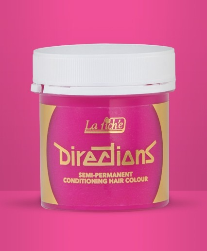 Directions Carnation Pink Hair Colour
