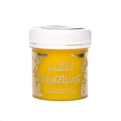 Directions Bright Daffodil Hair Colour