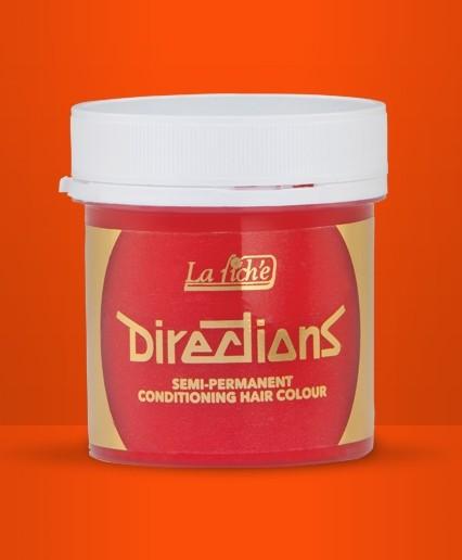 Directions Mandarin Hair Colour