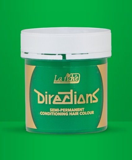 Directions Spring Green Hair Colour