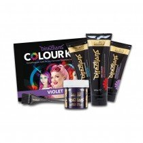 Directions Violet Hair Colour Kit