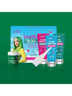 Directions Apple Green Hair Colour Kit