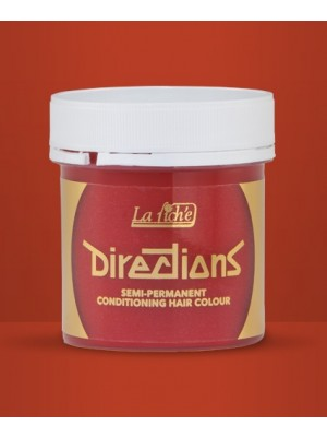 Directions Coral Red Hair Colour