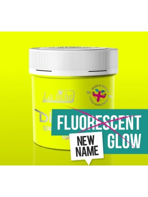 Directions Fluorescent Yellow Hair Colour