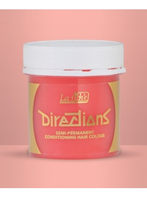 Directions Pastel Pink Hair Colour