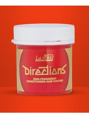 Directions Tangerine Hair Colour