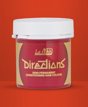 Directions Fire Hair Colour