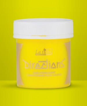 Directions Fluorescent Glow Hair Colour