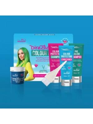 Directions Lagoon Blue Hair Colour Kit