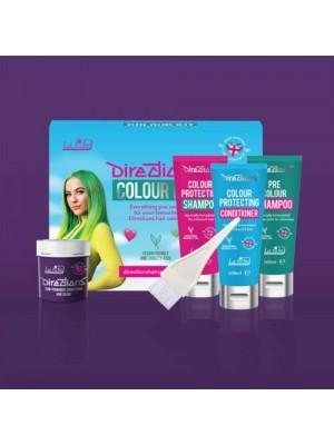 Directions Violet Hair Colour Kit