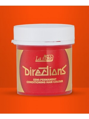 Directions Mandarin Hair Colour