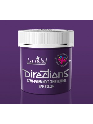 Directions Violet Hair Colour